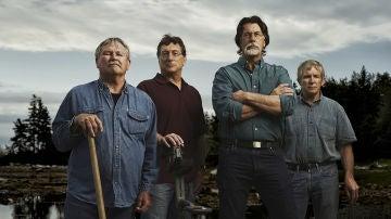 La maldición de Oak Island (Temporada 1)