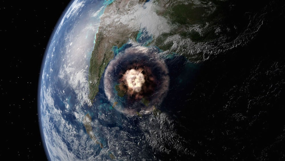 El asteroide asesino