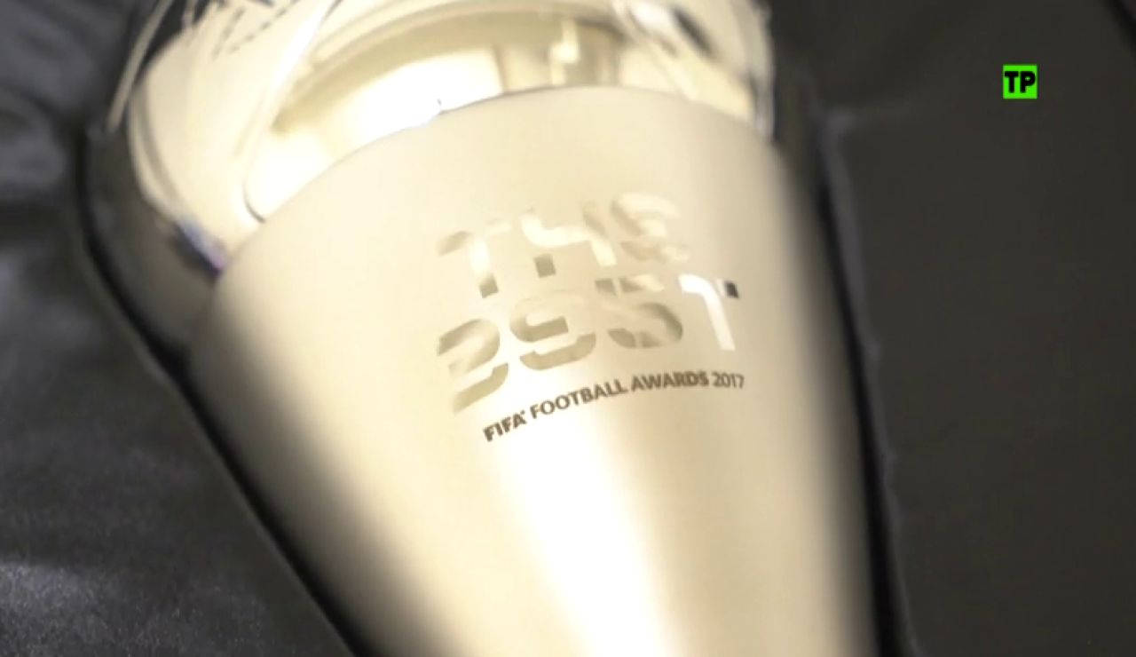 Mega emite la gala 'The Best FIFA Football Awards' el lunes a las 20:00 horas