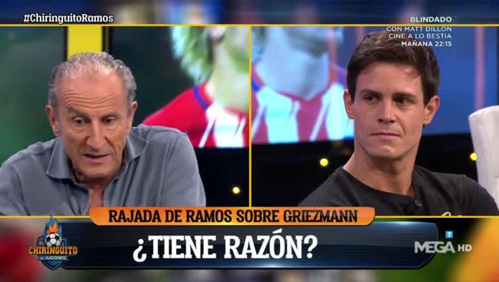 ¿Tiene razón Ramos al hablar así sobre Griezmann?