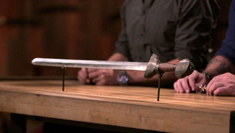 Espada recta Jian