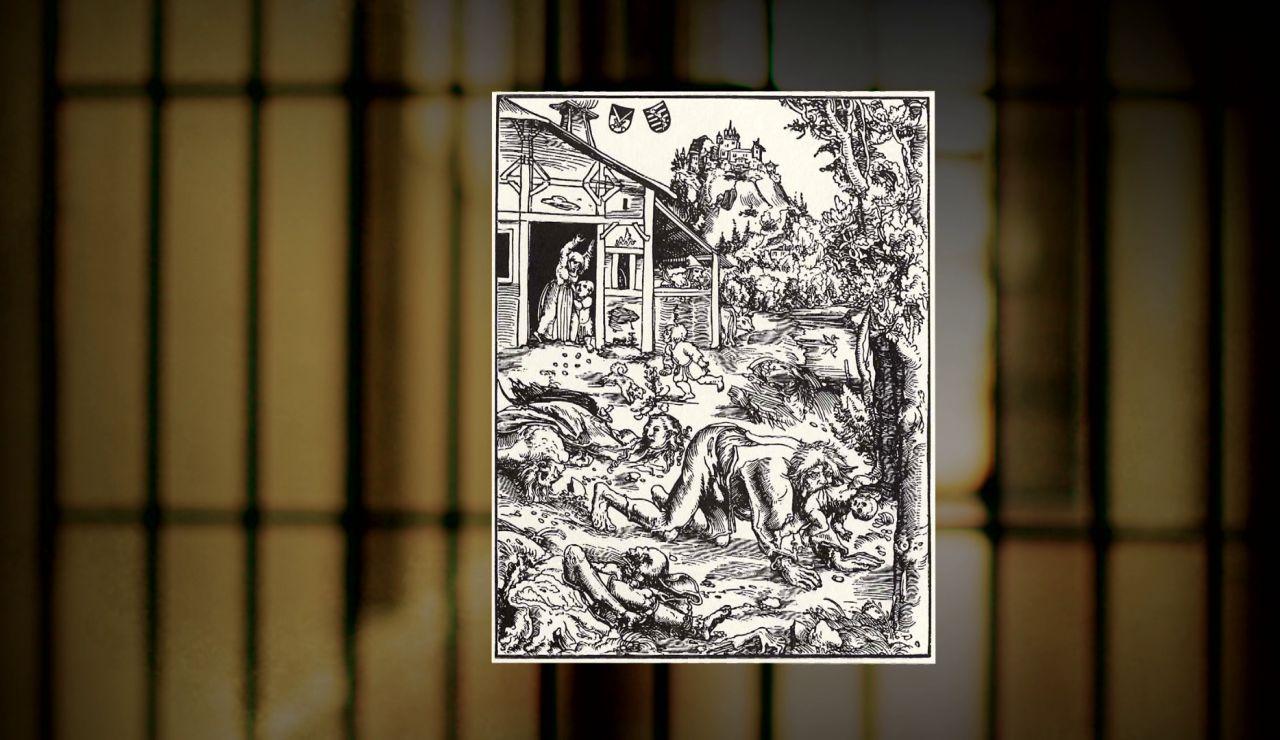 Romasanta vendía untos con procedencia de restos humanos
