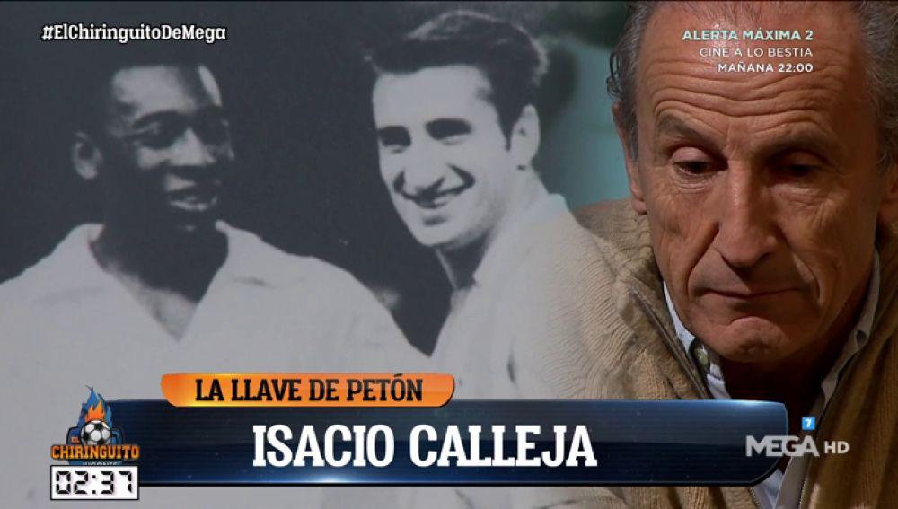 """El adiós de Petón a Isacio Calleja: """"la Copa al cielo y nuestro corazón contigo"""""""