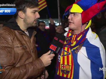 ¿Debió ser titular Messi? ¿Remontará el Barça en el Bernabéu?