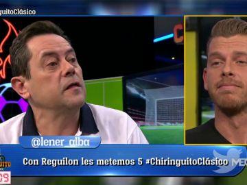 """Tomás Roncero: """"La vuelta es como un partido de Champions. Hay que reventar el Bernabéu"""""""