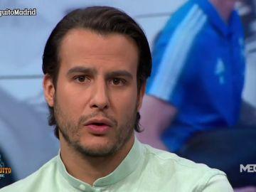 """Juanfe Sanz: """"El vestuario del Madrid piensa que falta un 'killer' para los partidos decisivos"""""""