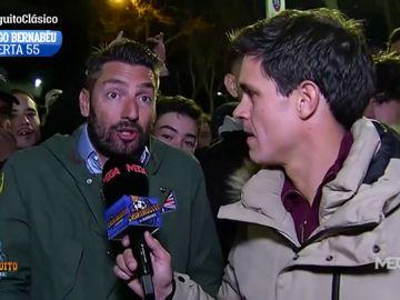 La afición del Real Madrid clama al cielo tras caer en El Clásico de Liga