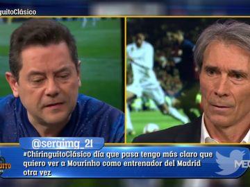 """Tomás Roncero: """"Parecía que a Bale le daba igual el partido"""""""