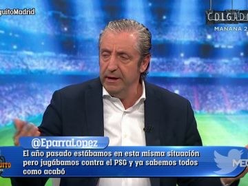 "Josep Pedrerol: ""Pon a jugar a Marco Asensio. Agita algo"""