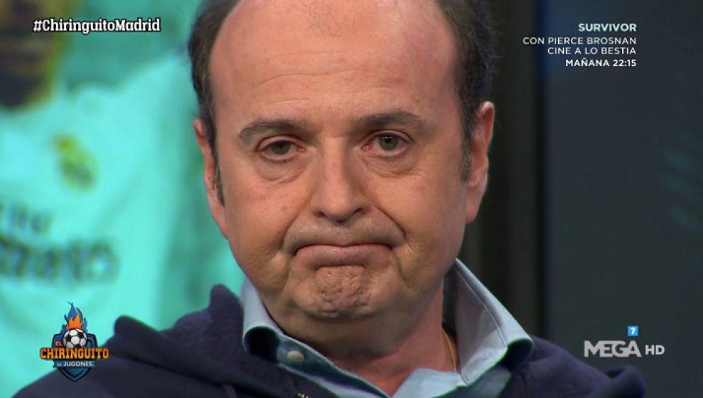 """Juanma Rodríguez: """"El Real Madrid volverá"""""""