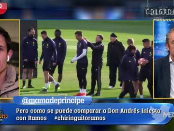"""Enrique Cerezo: """"Creo que vamos a ganar bien a la Juve"""""""