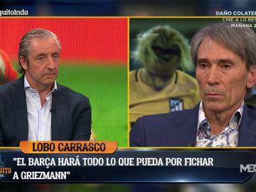 """Lobo Carrasco: """"El Barça va a hacer todo lo que pueda por fichar a Griezmann"""""""