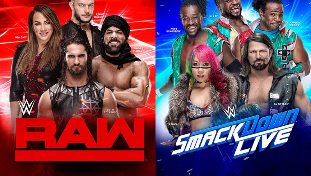 Raw y Smackdown