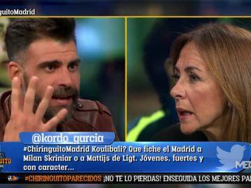"""Óscar Pereiro: """"Si Messi no gana la Champions este año, es un fracaso monumental"""""""
