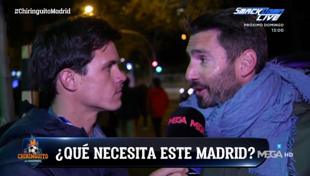 """La afición del Real Madrid pide fichajes: """"queremos gente nueva, con ganas de comerse el mundo, como Mbappé"""""""