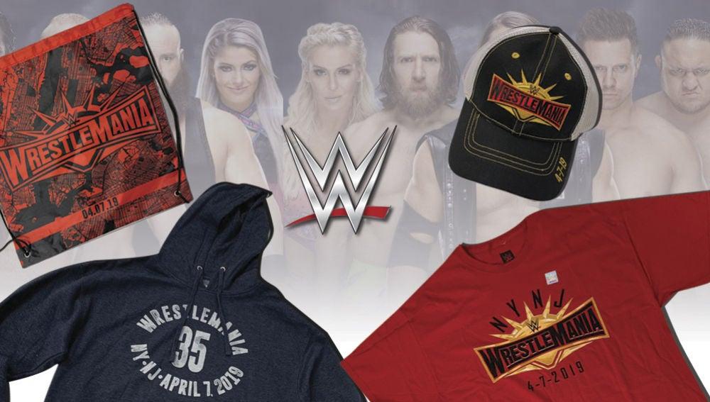Concurso Más WWE