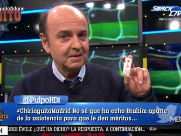 """Juanma Rodríguez sobre su misterioso pendrive: """"Contiene imágenes de la agresión de Messi a Granero"""""""