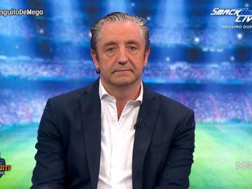 Josep Pedrerol vuelve a El Chiringuito de Jugones