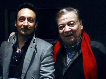 Pablo Ortiz y Héctor del Mar