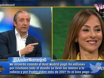 """Josep Pedrerol: """"Quiero que Messi marque por fin en Champions"""""""