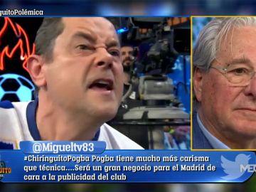 """Tomás Roncero: """"El Real Madrid tiene 13 Champions desde que te levantas hasta que te acuestas, te pongas como te pongas"""""""