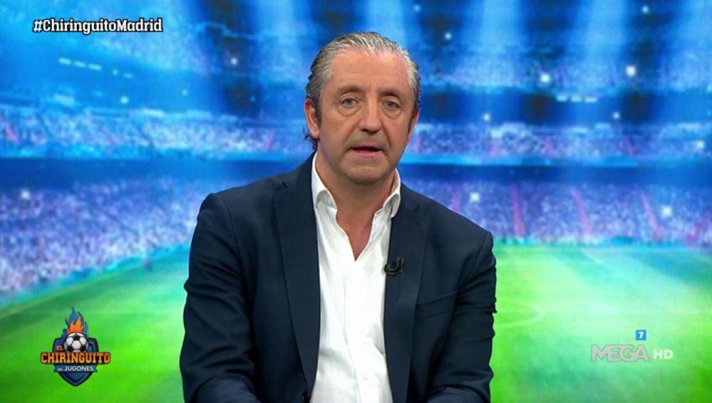 """Josep Pedrerol: """"Eriksen está en la lista del Real Madrid si falla Pogba"""""""