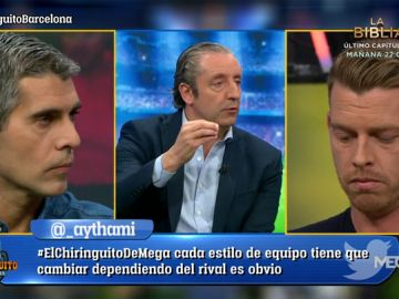 """Josep Pedrerol: """"Todo es negociable y el Barça ha renunciado a su estilo"""""""