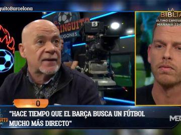 """Alfredo Duro: """"El Barça juega más directo. Sabe que es el camino para ganar los partidos importantes"""""""