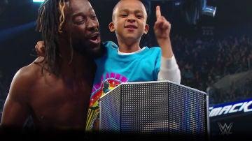 The New Day en 'SmackDown' super