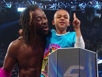 The New Day brilla en 'SmackDown'