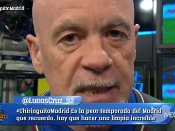 "Alfredo Duro responde a Nacho: ""Los primeros que os debéis respeto sois vosotros mismos"""
