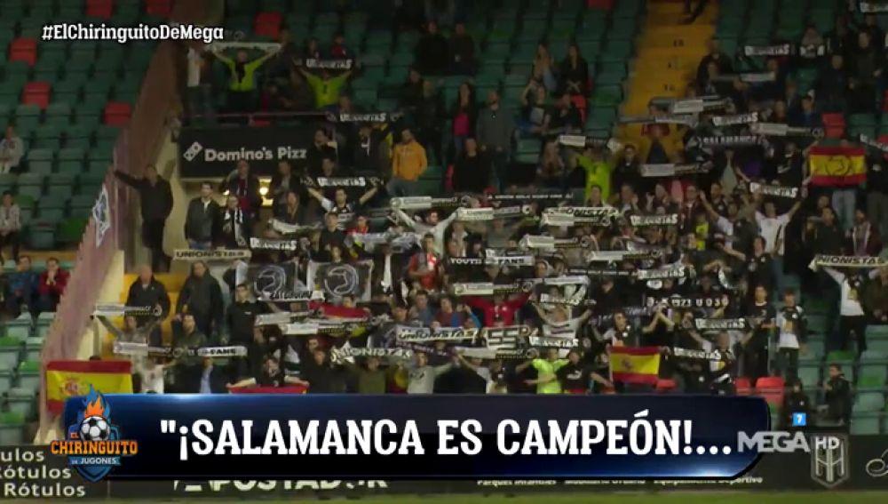 El partido más especial de El Helmántico: el derbi entre Unionistas y Salamanca CF