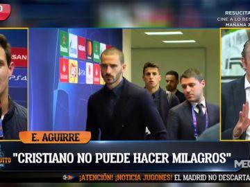"""Josep Pedrerol: """"El Real Madrid es peor sin Cristiano y Cristiano es peor sin el Madrid"""""""