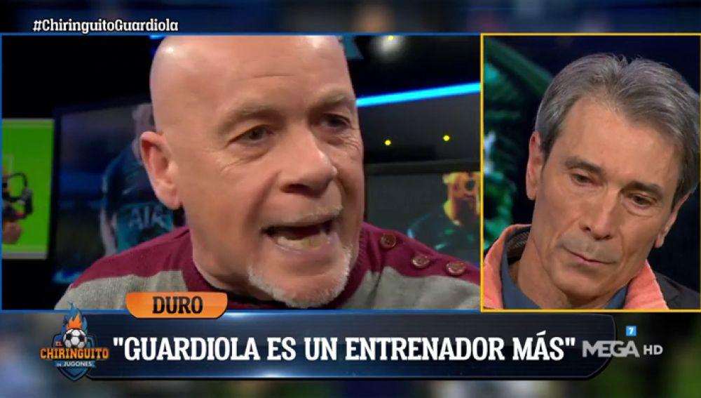 """Alfredo Duro: """"Adiós al mito de Guardiola. Se ha acabado por completo. Bye Bye"""""""