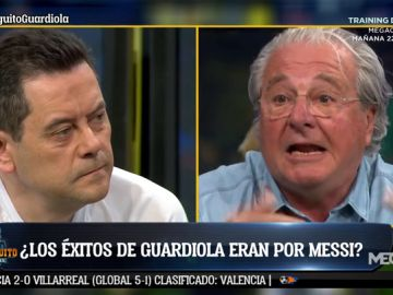 """Jorge D'Alessandro: """"Guardiola se encontró con una generación excepcional. Él no ha transformado nada"""""""