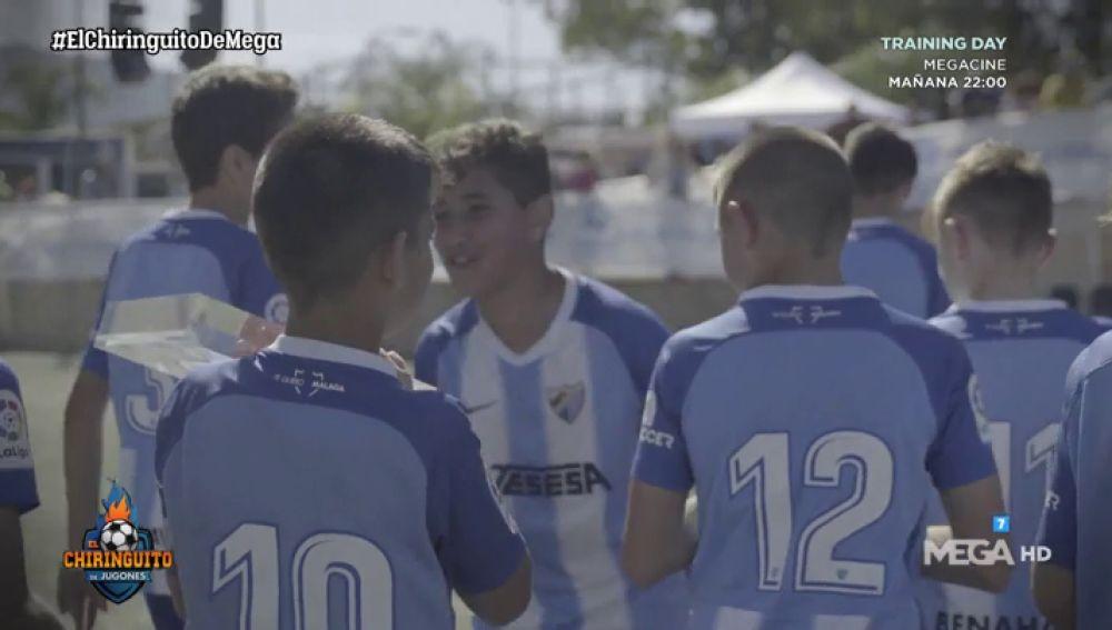 El Málaga vence en la Fase Sur de la Danone Nations Cup