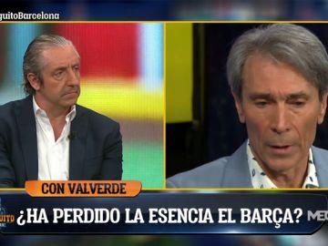 """Lobo Carrasco: """"Van a cambiar cosas en el Barça que no estaban previstas hace 48 horas"""""""
