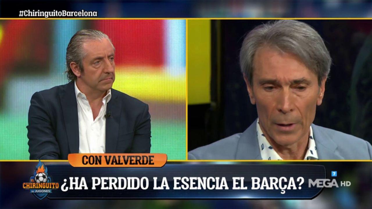 """Lobo Carrasco: """"Van A Cambiar Cosas En El Barça Que No"""