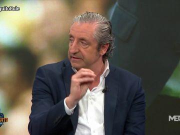 "Josep Pedrerol: ""Zidane ha transmitido tranquilidad a sus jugadores de cara a la próxima temporada"""