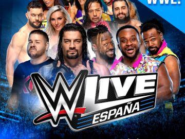 WWE regresa a España en noviembre