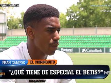 """Junior Firpo: """"Mi padre se pone como loco cuando lee sobre el interés del Madrid"""""""
