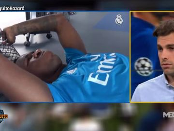 """Marcos Benito: """"Vinicius no está preocupado por la llegada de Hazard"""""""