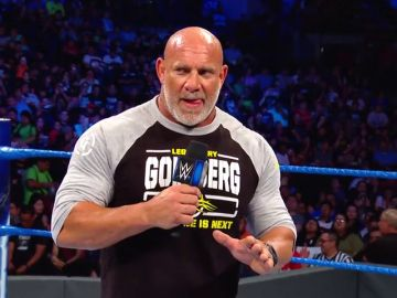 Goldberg responde a The Undertaker en 'SmackDown'