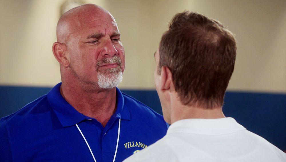El cameo de la leyenda de la WWE, Bill Goldberg, en 'Los Goldberg'