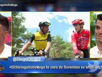 """Óscar Pereiro recuerda su carrera deportiva: """"Volvería mañana a ser ciclista"""""""