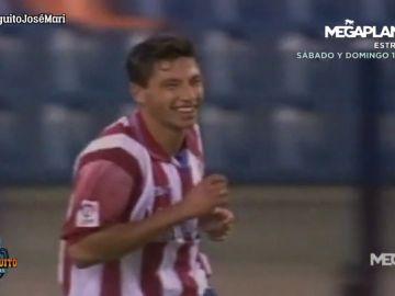 José Mari, delantero histórico y sinónimo de gol