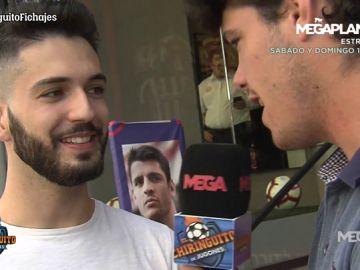 ¿Qué opìna la afición rojiblanca del fichaje de Marcos Llorente?