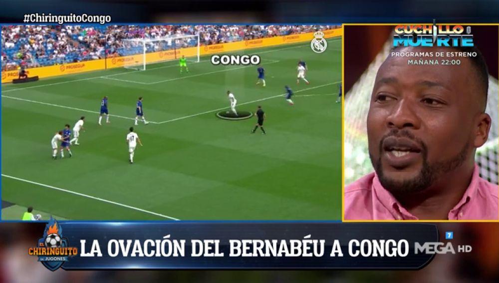 Congo, el más ovacionado en el Corazón Classic Match 2019