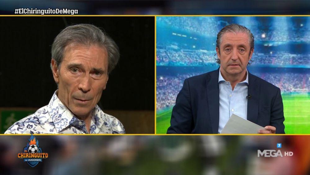 """Lobo Carrasco: """"No quiero a Neymar en el vestuario del Barça"""""""