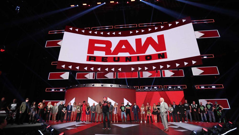 WWE: Los mejores momentos de RAW Reunion